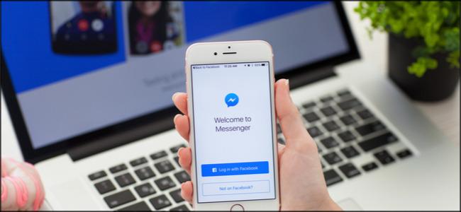 Facebook Messenger on Phone