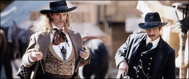 Deadwood on HBO