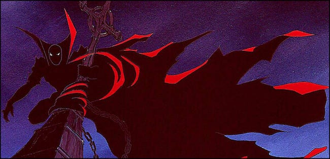 Spawn on HBO Max