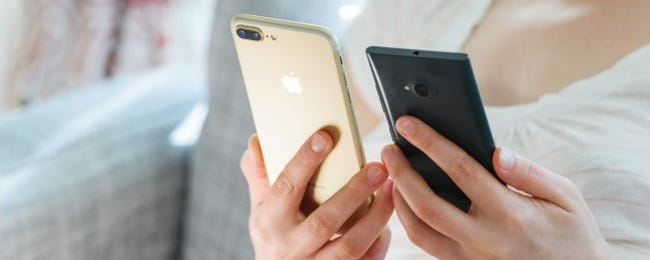 How to Switch From Android to iPhone