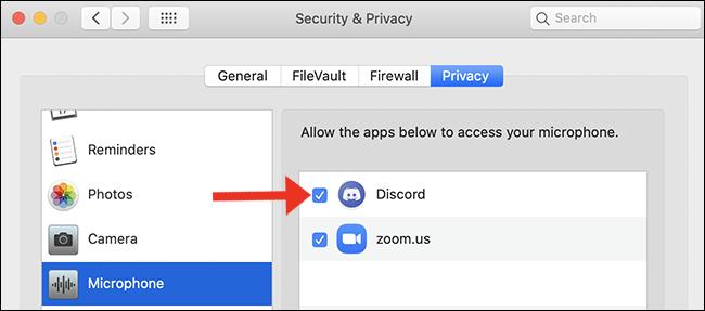 mac accessibility mic screen