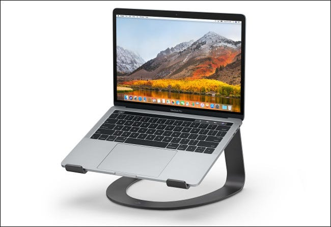 Twelve South Curve Stand for MacBook.