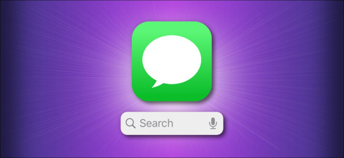 Searching Imessages