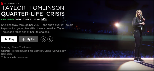 Taylor Tomlinson Quarter-Life Crisis