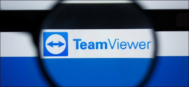 The TeamViewer logo