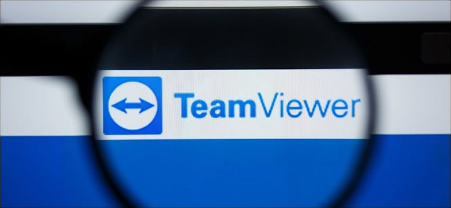 The TeamViewer logo