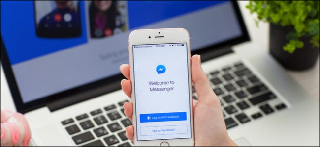 Facebook Messenger on Phone