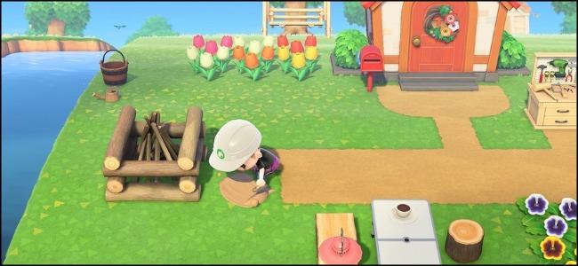 Animal Crossing Construction