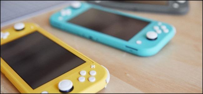 Consoles Nintendo Switch Lite