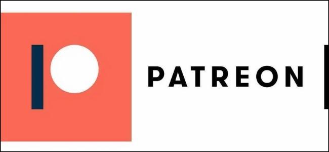 โลโก้ Patreon