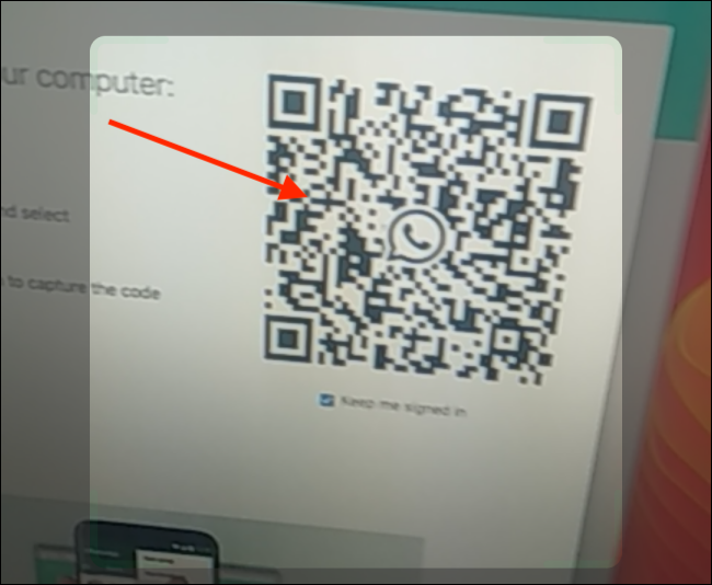 Scan QR code on Android