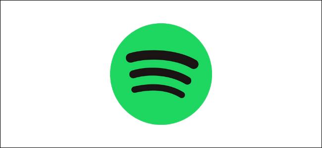 The Spotify logo.