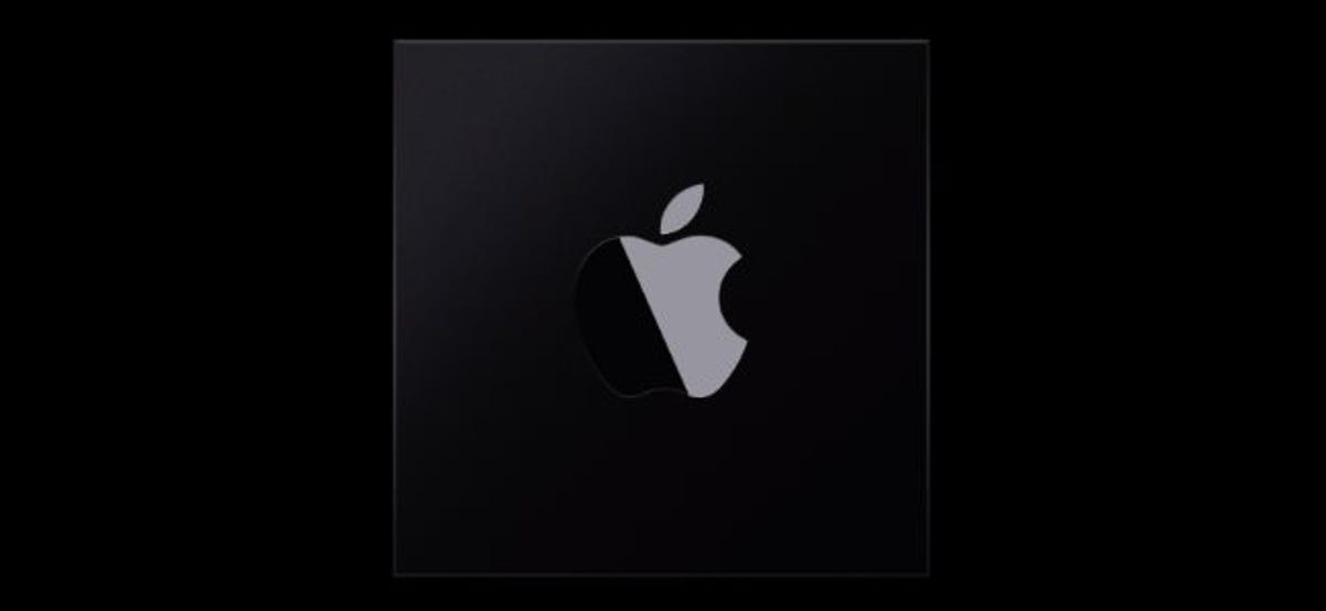 A visual of Apple's Silicon