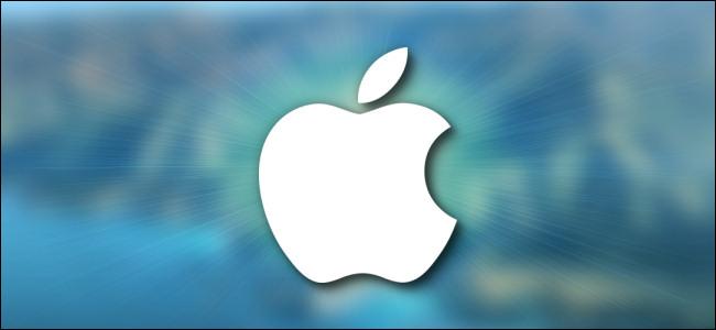 Apple Logo - Big Sur Hero Image