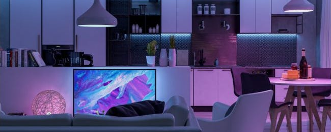 How to Set a Room's Mood with Smart Lighting