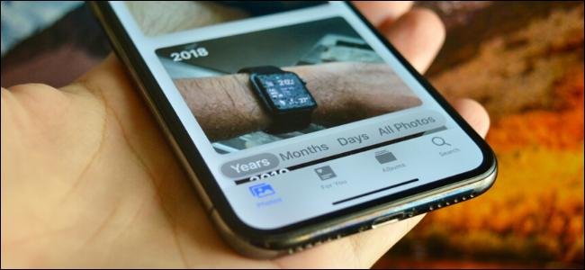 El usuario de iPhone deshabilita la reproducción automática de videos y Live Photos desde la aplicación Photos