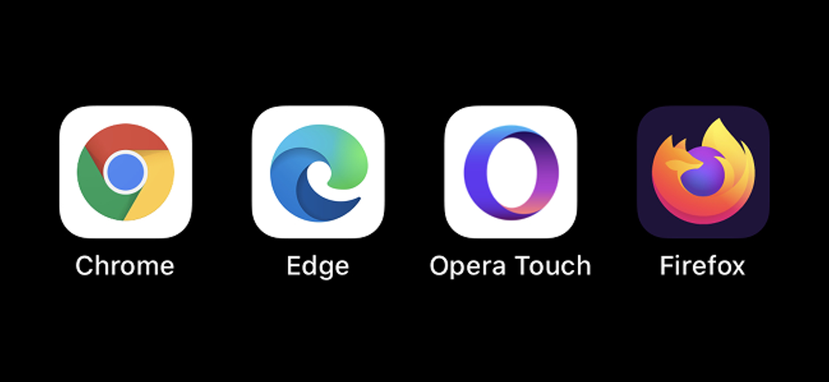 iOS Browsers