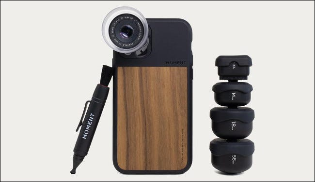 A Moment Lens Kit.