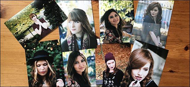 Some photo prints