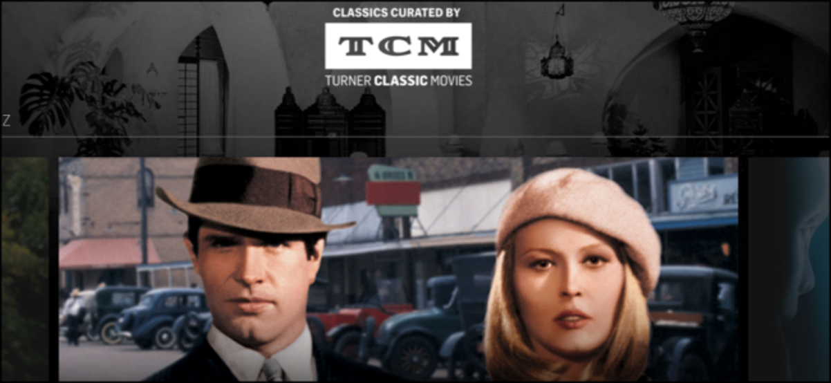 TCM Movies on HBO Max