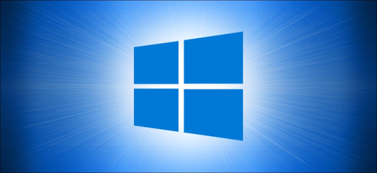 Windows 10 Logo Hero - Version 3
