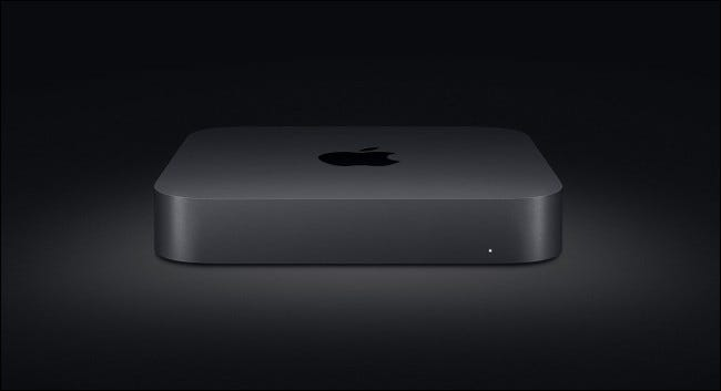 The 2020 Apple Mac Mini.