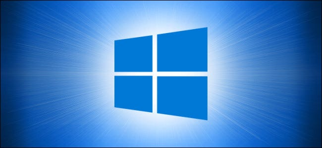 Logo di Windows 10.