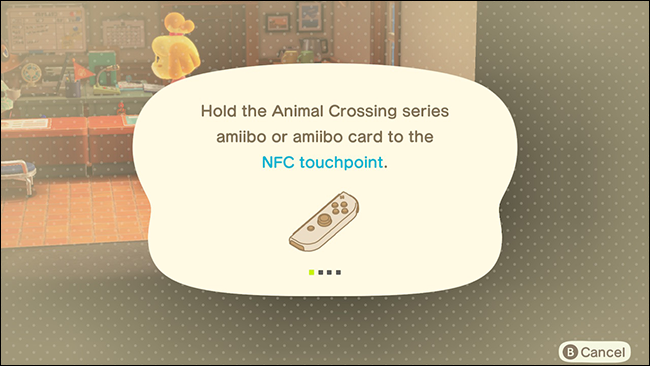 Amiibo Card NFC Touchpoint