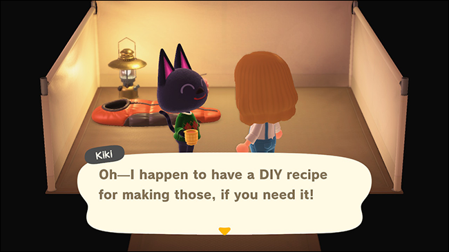 Amiibo Visitor DIY Recipe