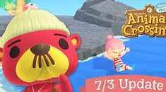 How to Swim and Dive in 'Animal Crossing: New Horizons'