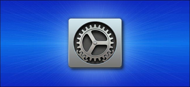 """The Mac """"System Preferences"""" icon."""