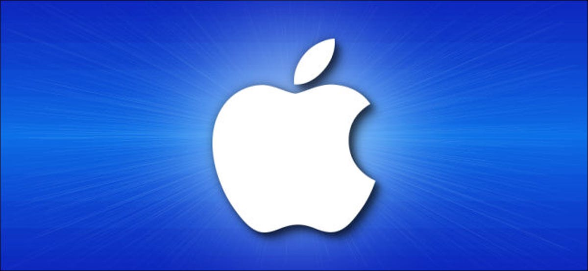Apple Logo Hero - July 2020