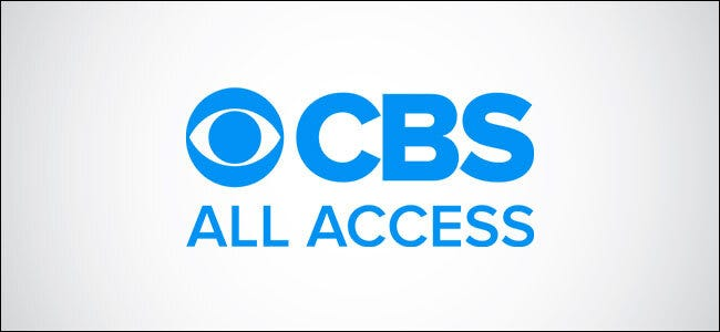 Logotipo de CBS All Access