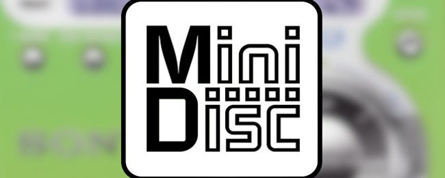 Remember MiniDisc? Here's How You Can Still Use It in 2020
