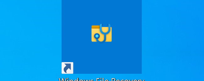 """How to Use Microsoft's """"Windows File Recovery"""" on Windows 10"""