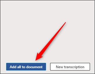 Add all to document