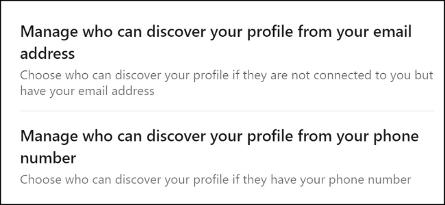 LinkedIn Email Discovery