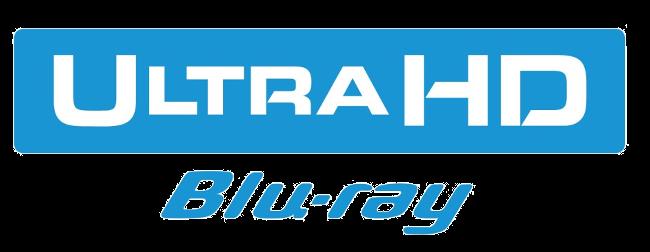 The Ultra HD Blu-ray logo.