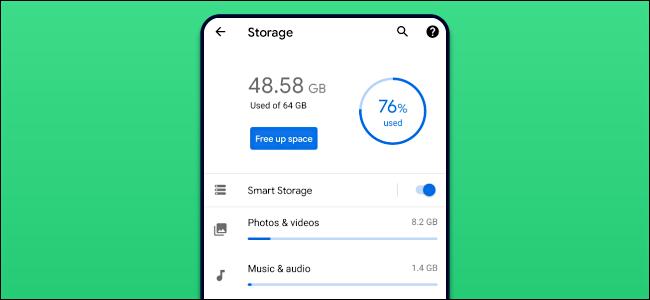 android free up storage hero