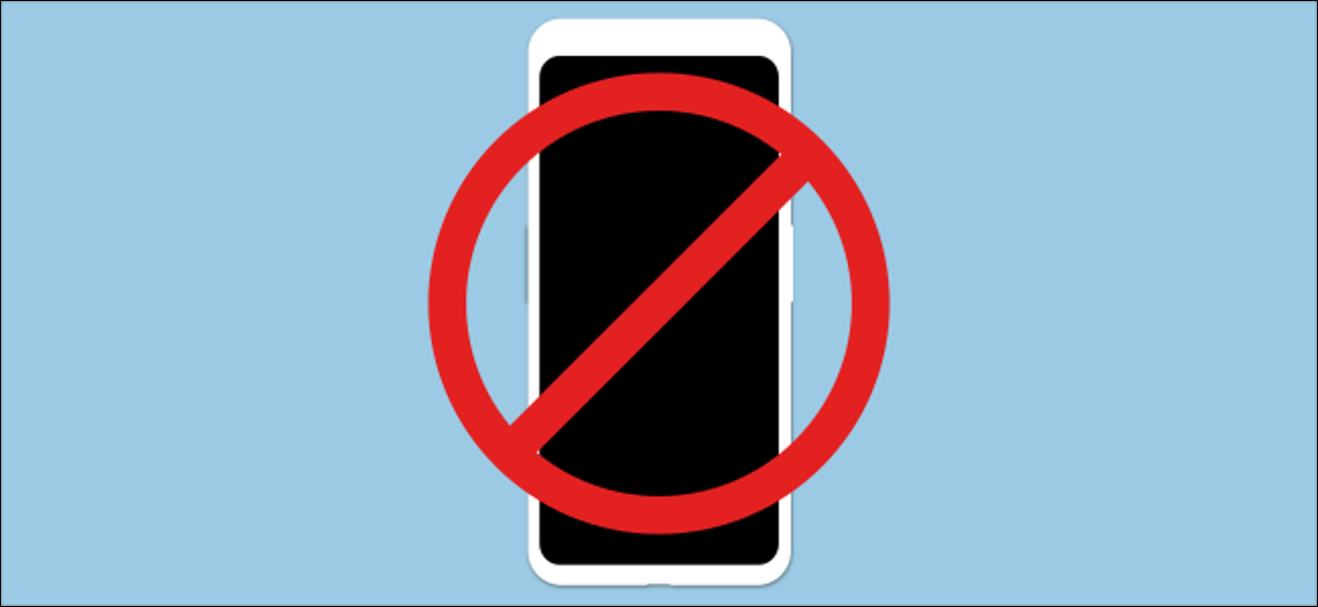 android screen turn off