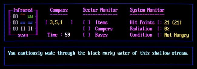 """The BBS Door Game Operation: """"Overkill II."""""""