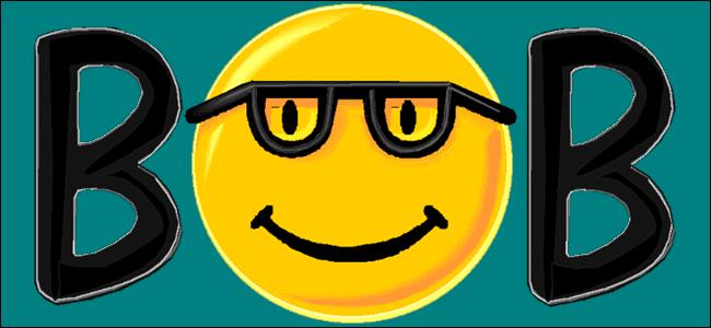The official Microsoft Bob logo.