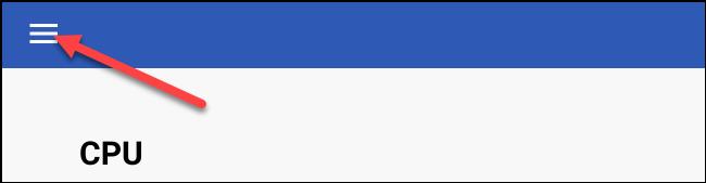 chromebook system internals menu