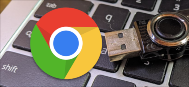 Chromebook com drive USB