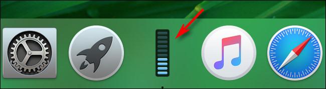 Mac Activity Monitor CPU Usage Dock icon