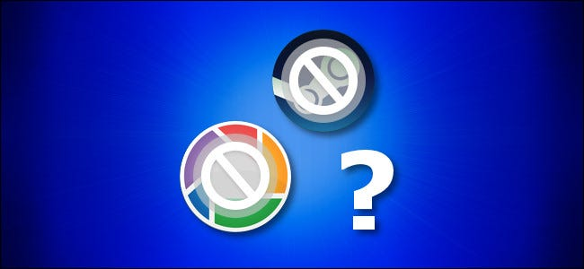 Crossed-Out Mac Application Icons