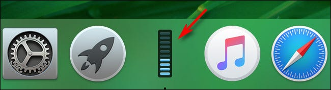 Mac Activity Monitor CPU Usage Dock icon