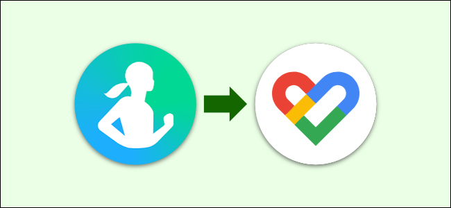 Samsung Health and Google Fit logos.