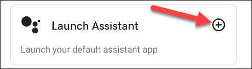 launch assistant