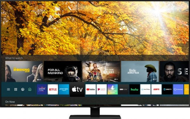 Tizen smart TV